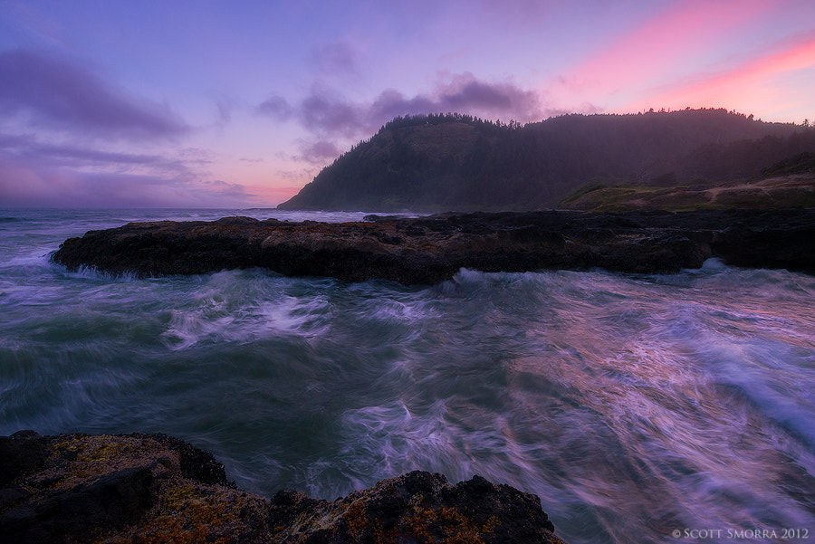 Photograph Perpetua Glow by Scott  Smorra on 500px
