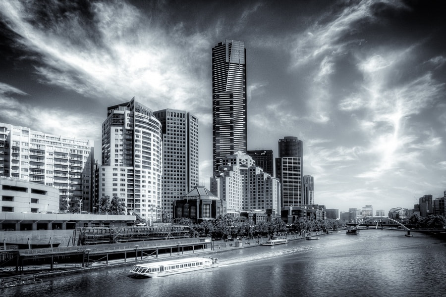 Photograph Yarra River by Bruce Noronha on 500px