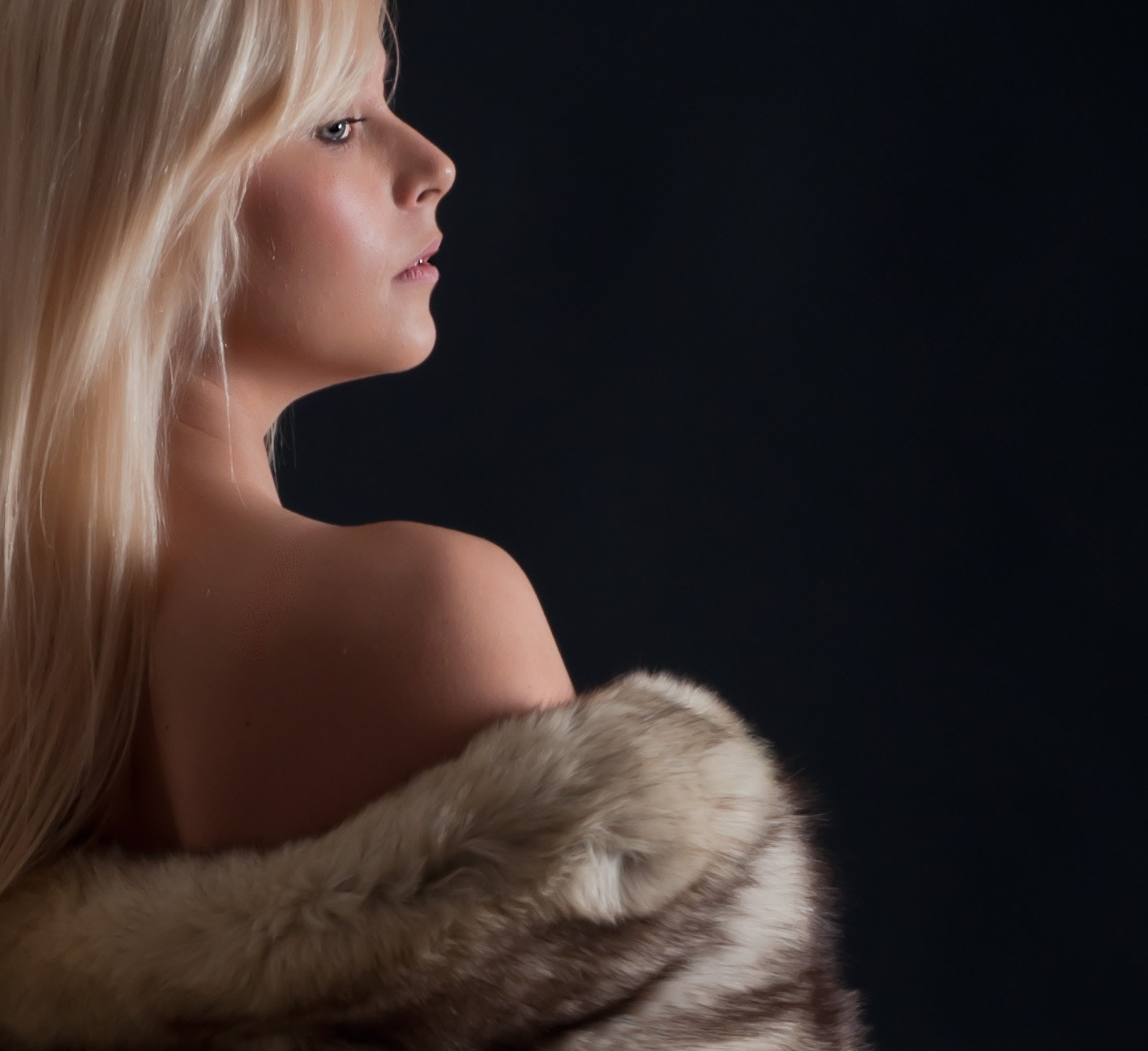 Photograph Model: Camilla by Lars Risvig Petersen on 500px