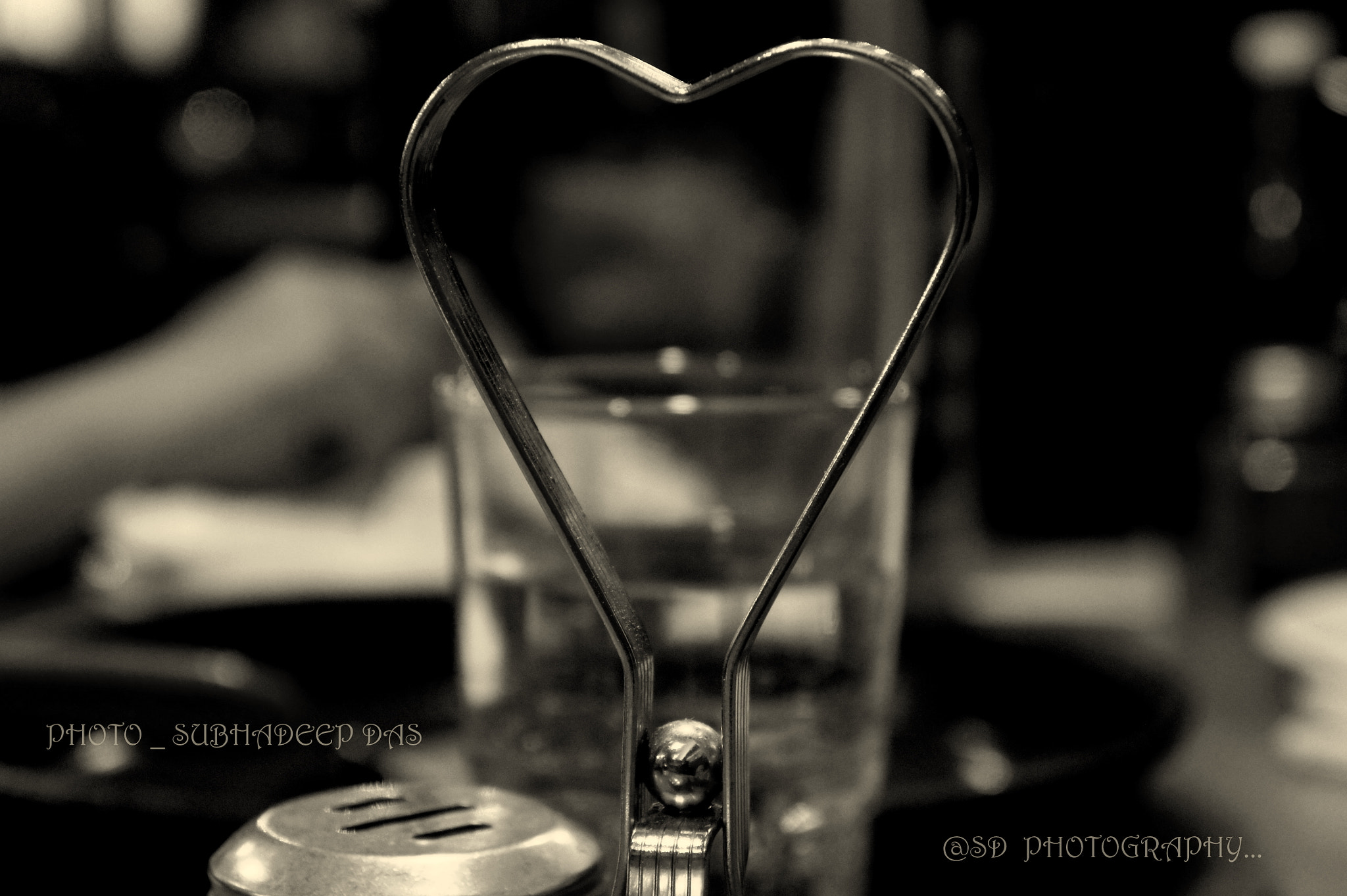 Photograph love is everywhere (b/w)  by SUBHA   on 500px