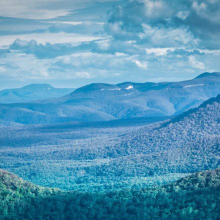 Blue Mountains, Canon EOS 600D, Canon EF-S 55-250mm f/4-5.6 IS