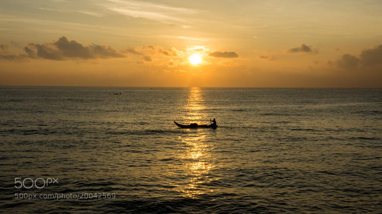 Photograph Good morning Sun!! by Prateek Pamecha on 500px