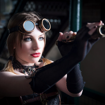 India-Rose, Steampunk, Canon EOS-1DS MARK III, Canon EF 24-105mm f/4L IS