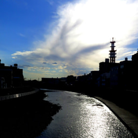 Afternoon Sun in Utsunomiya