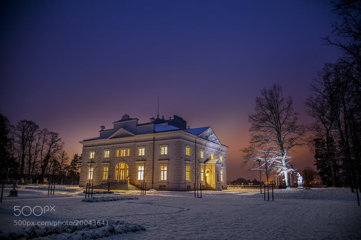 Photograph Manor of Uzutrakis by Laimonas Ciūnys on 500px