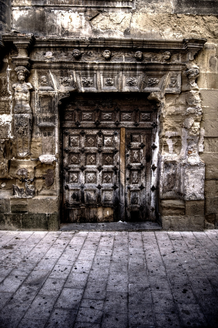 Photograph Puerta by Alejandro Mateos on 500px