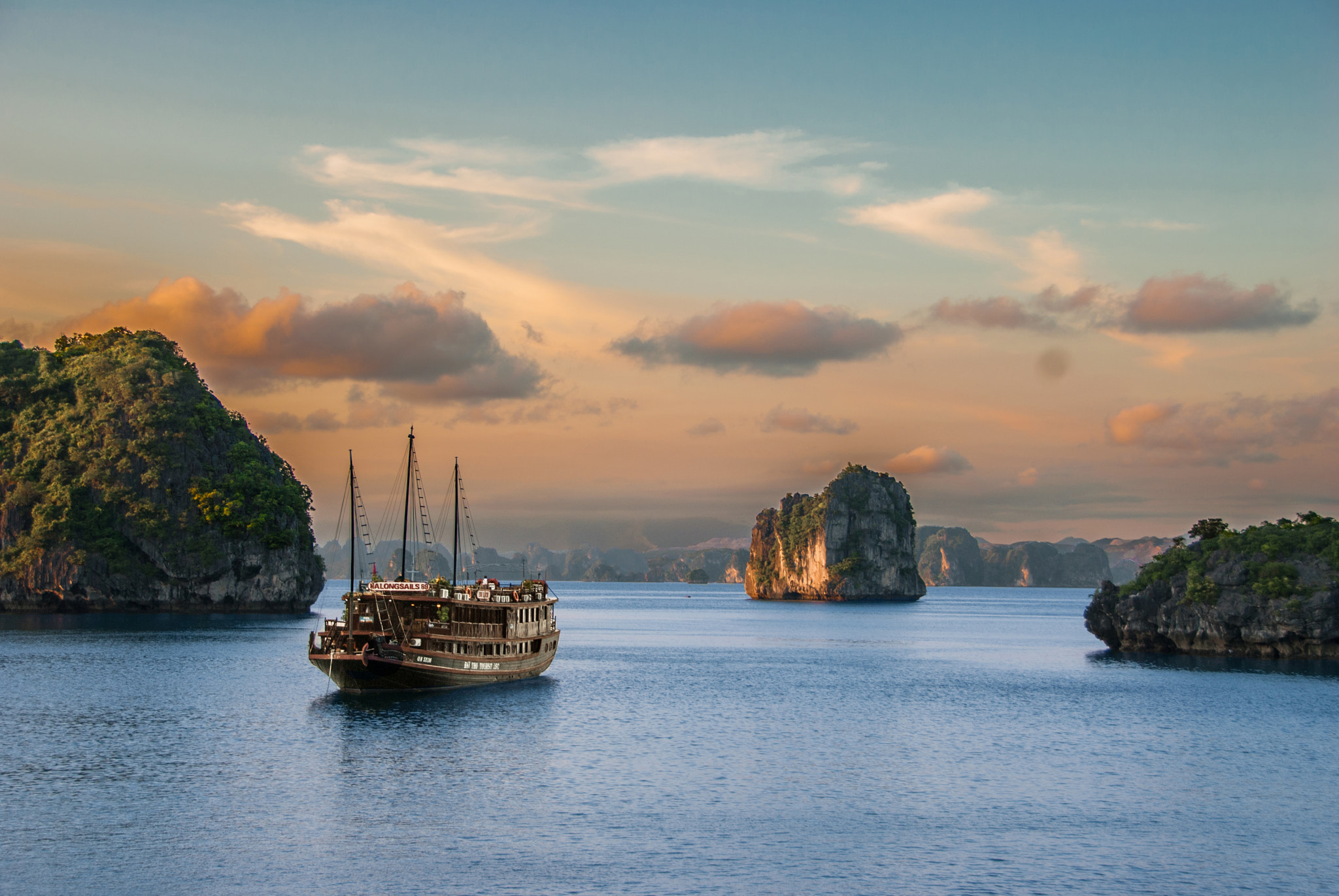 Photograph Halong Bay III by César Asensio on 500px