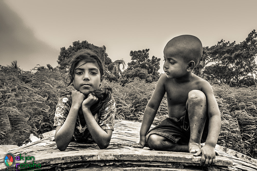 Photograph It was the story of my first crush.... by Akjon RooSho on 500px