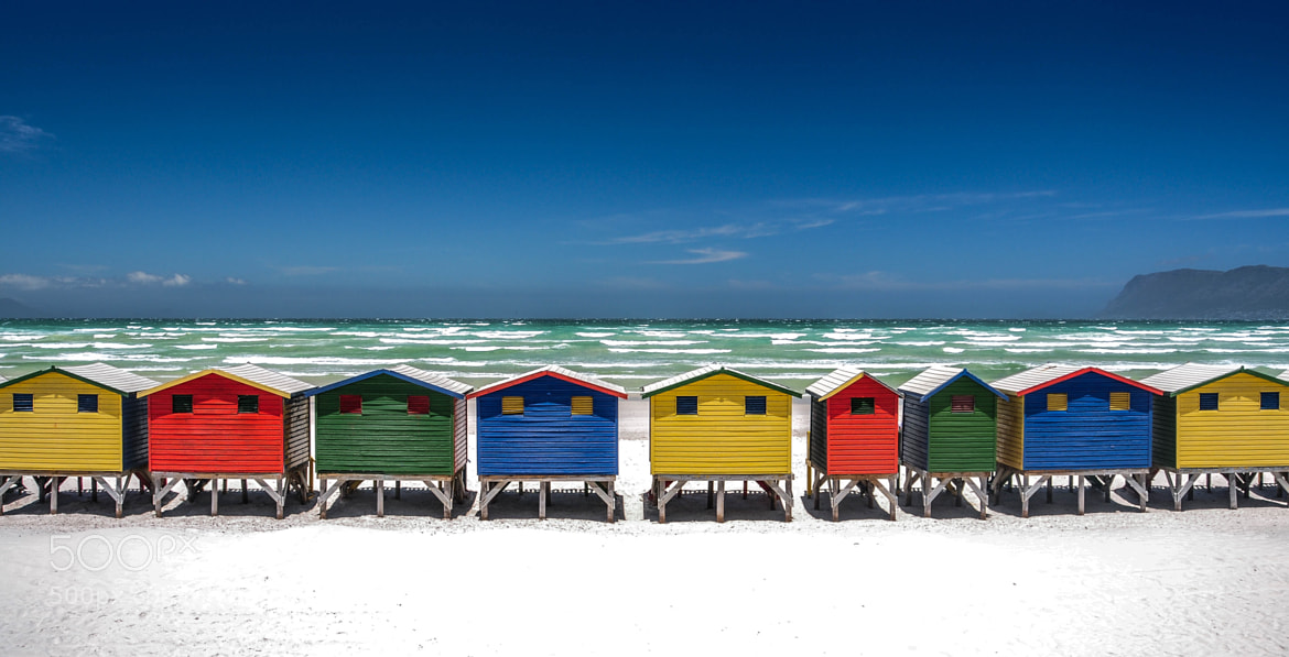 Photograph Colours by the sea by Crawford Taylor on 500px