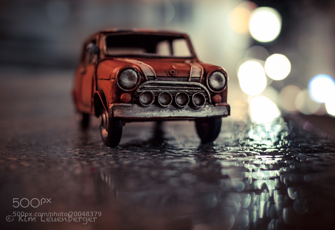 Photograph A Rainy Night in So(ho)lothurn by Kim Leuenberger on 500px