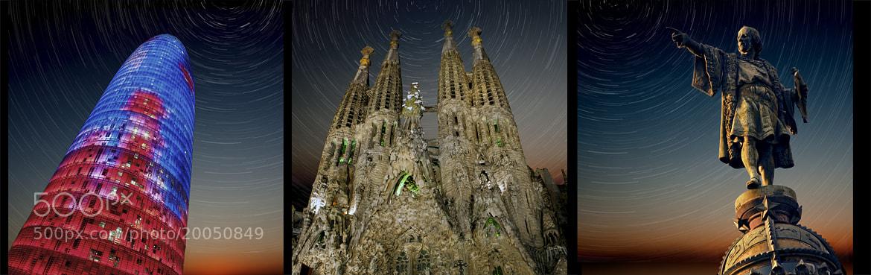 Photograph Mirando Barcelona / viewing  Barcelona by Francisco García Ramírez on 500px