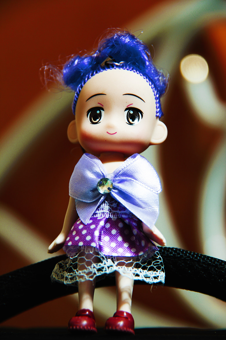 Photograph The lovely doll by Sokheng NY on 500px