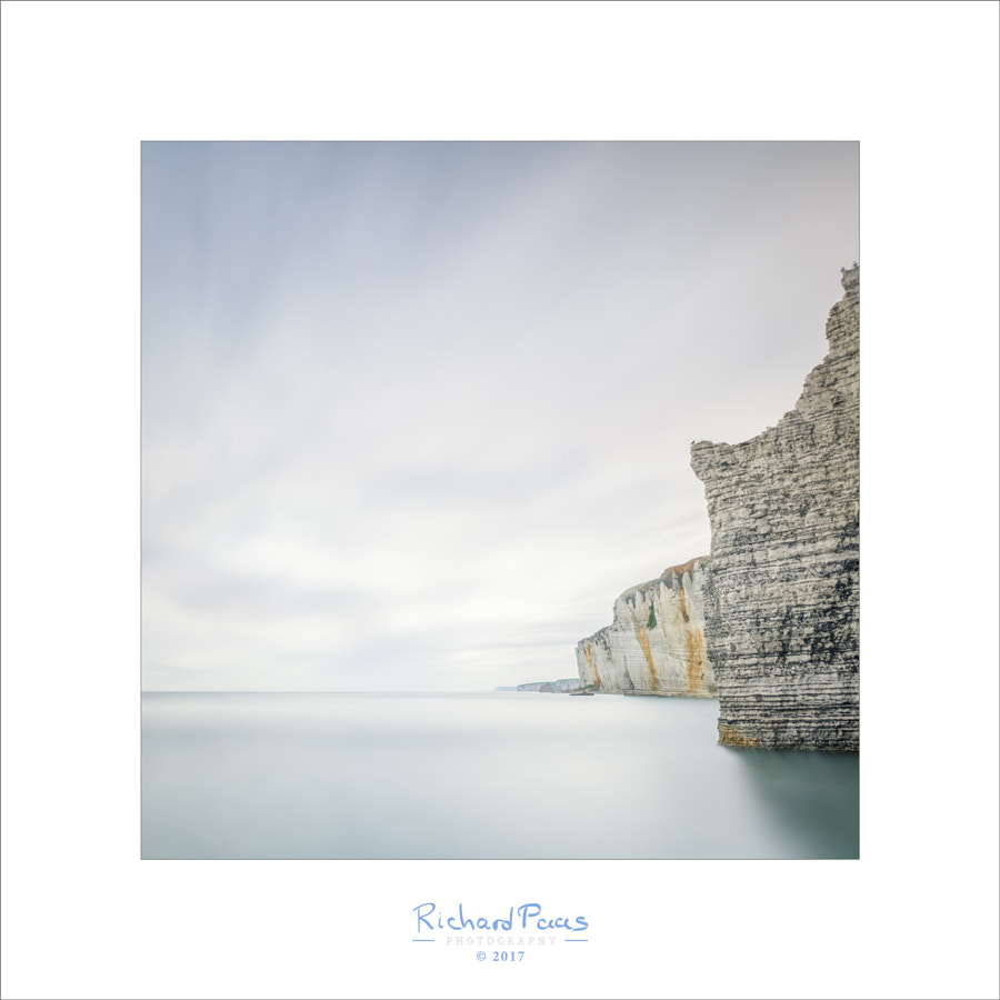 Chalk Cliffs #1 by Richard Paas on 500px.com