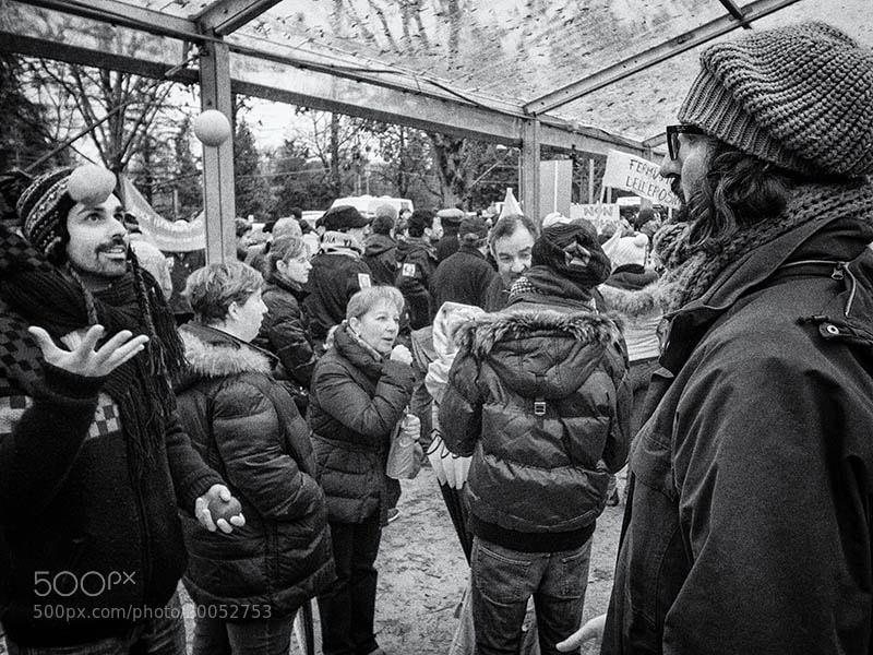 Photograph fun in the crowd by Alessandro Berno on 500px