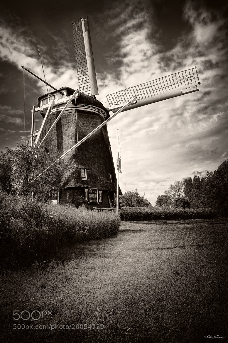 Photograph Windmill.Holland by Viktor Korostynski on 500px