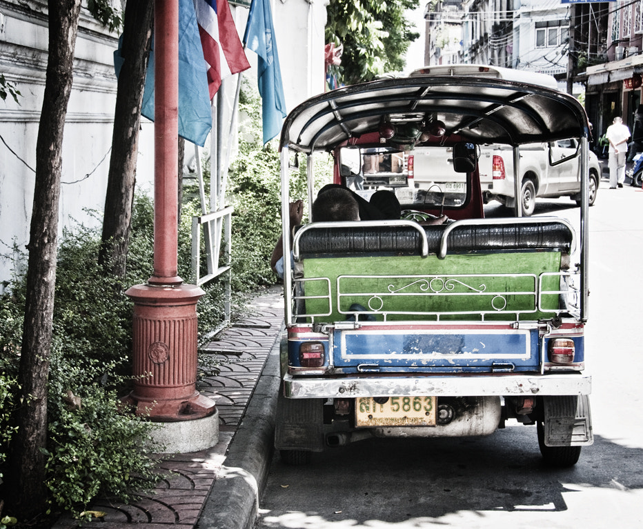 Photograph Tuk tuk.. by steven vijverman on 500px