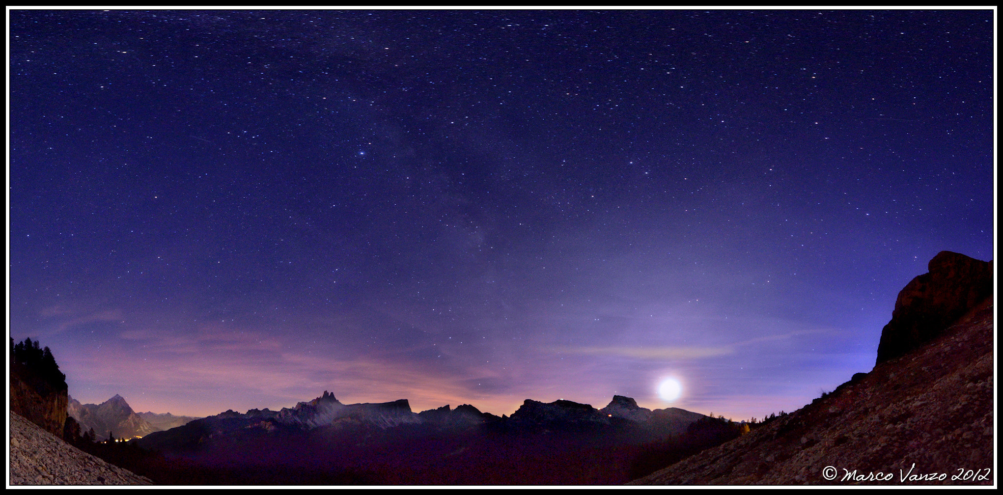 Photograph moon light by Marco Vanzo on 500px
