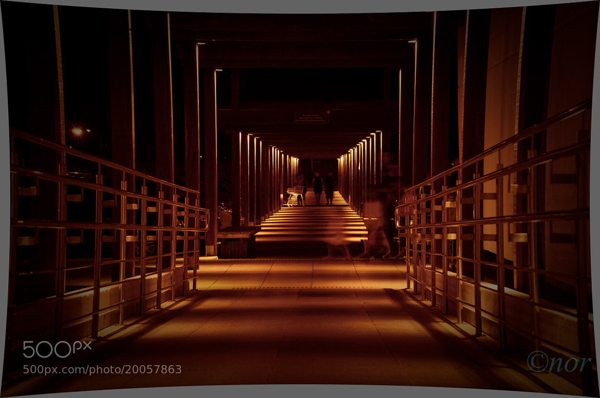 Photograph Time tunnel by Jorge R I on 500px