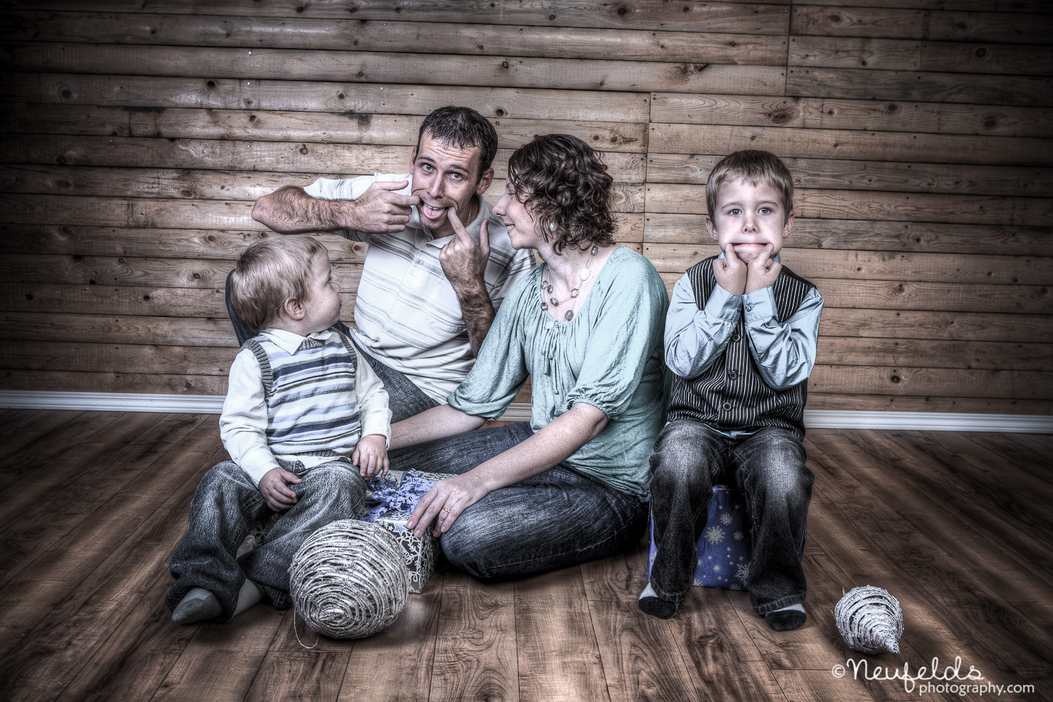 Photograph My Family by Kelvin Neufeld on 500px