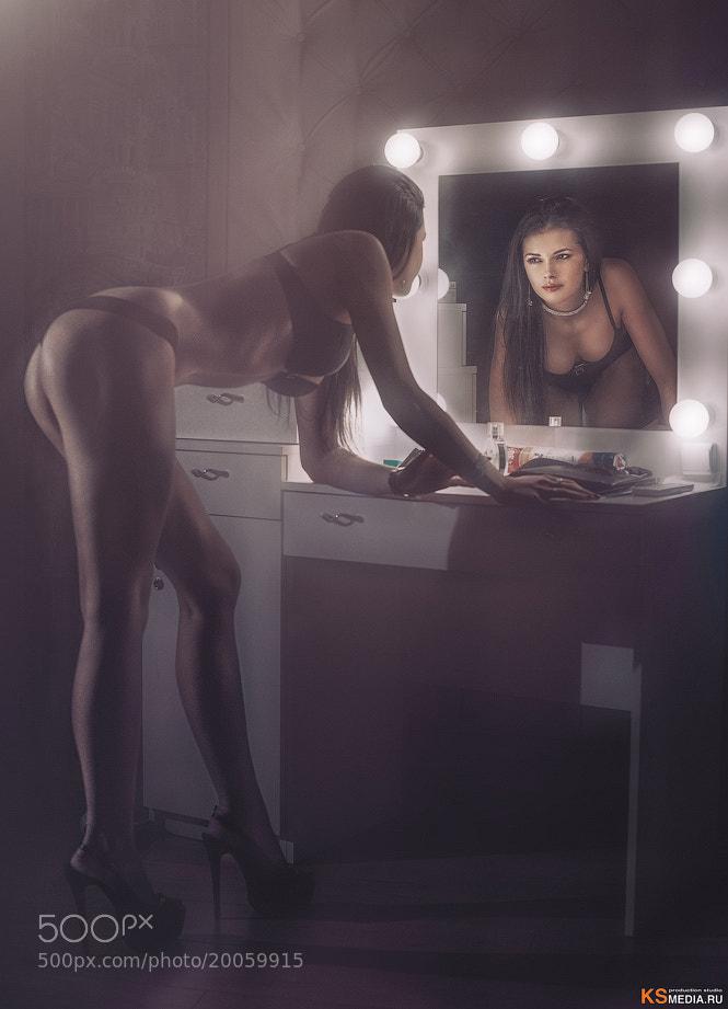 Photograph Polina by Sergey Kalabushkin on 500px