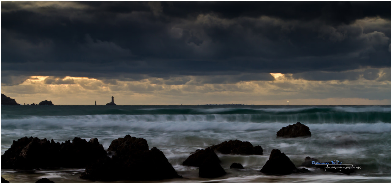 Photograph Trespassing Bay - Brittany - France by Ronan Follic on 500px