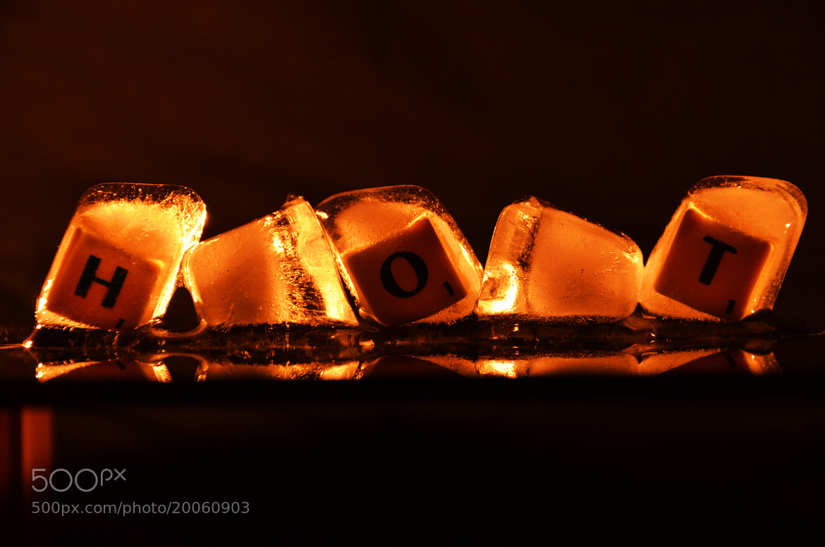 Photograph Hot ice by Sergios Georgakopoulos on 500px