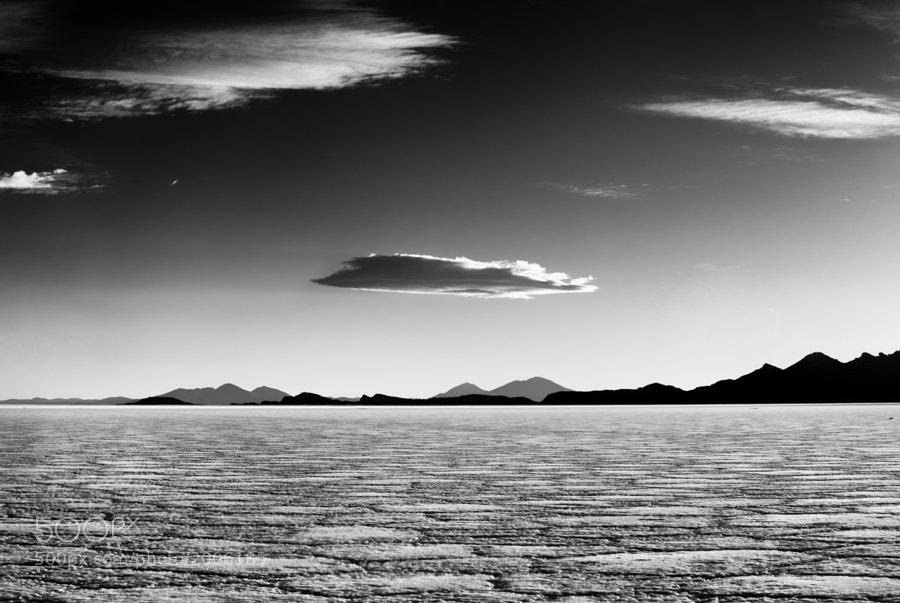 Black&White Cloudscape by carlos restrepo (carlosrestrepo) on 500px.com