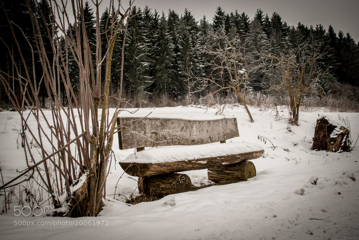 Photograph A cold place by Andy Vobiller on 500px