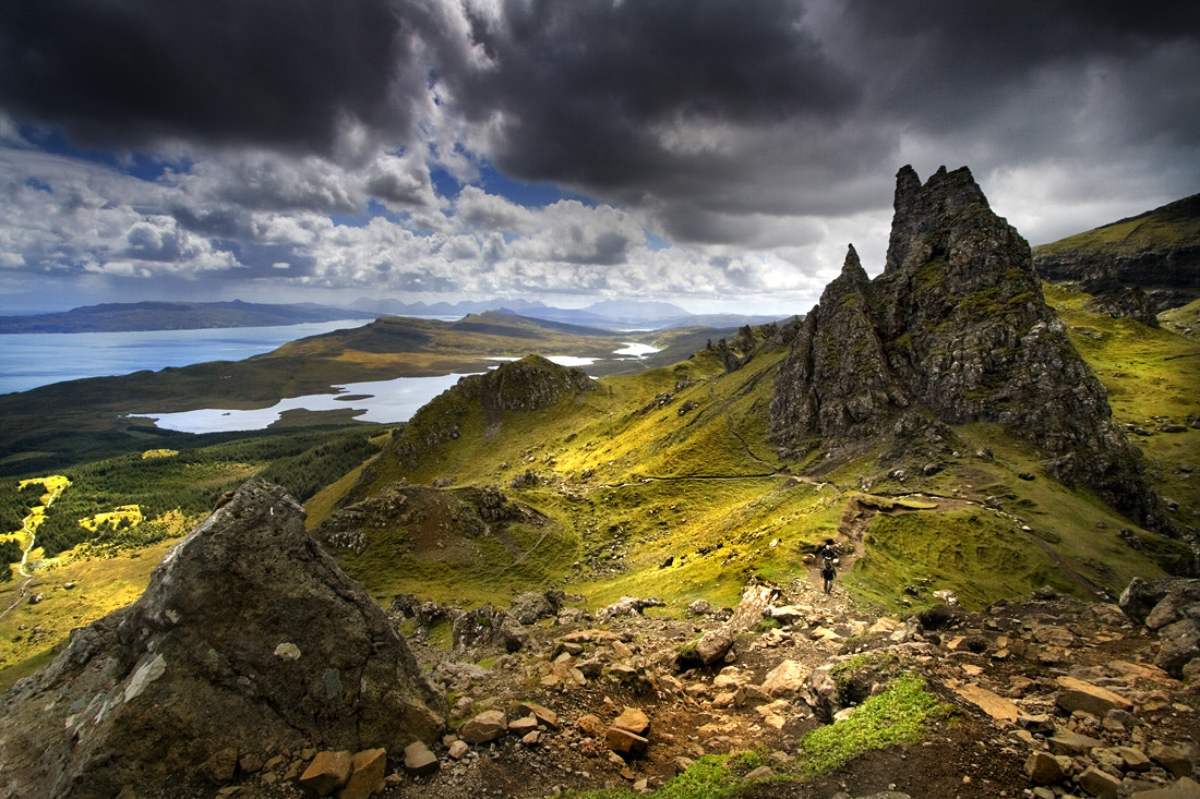 Photograph Heavy Skies by Stephen Emerson on 500px