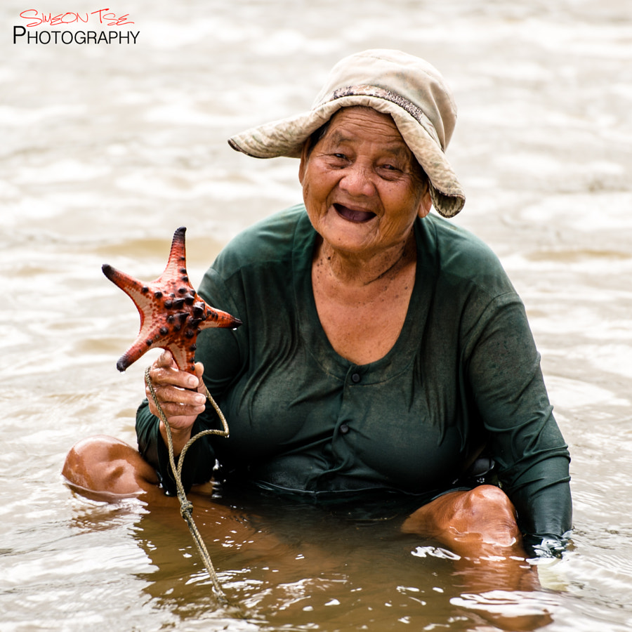Starfish Lady