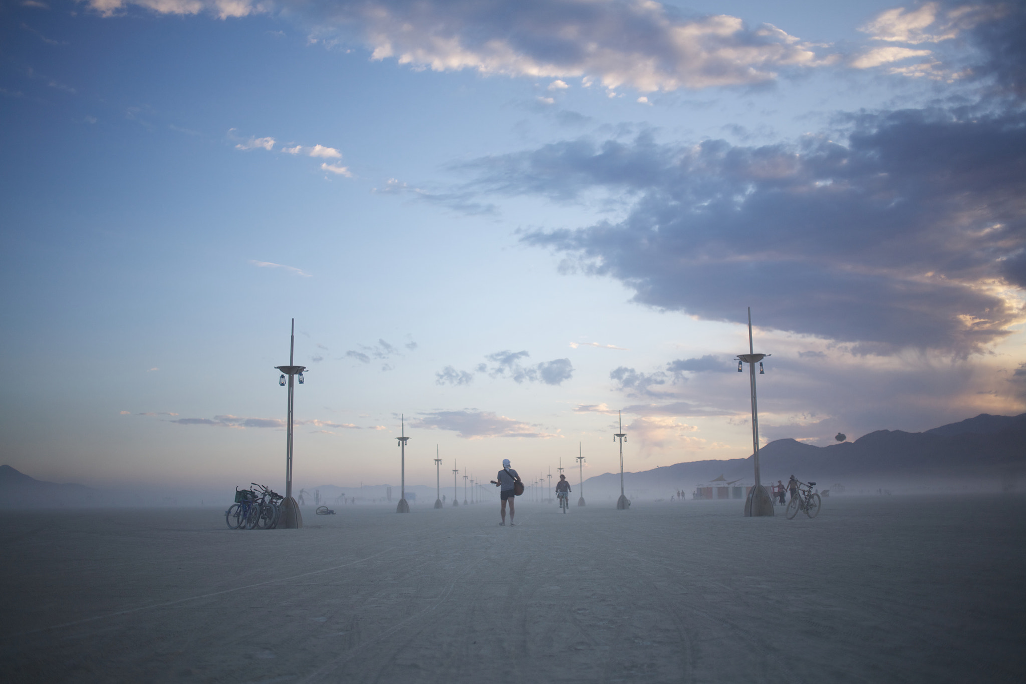 Photograph The Playa by Mathieu Young on 500px