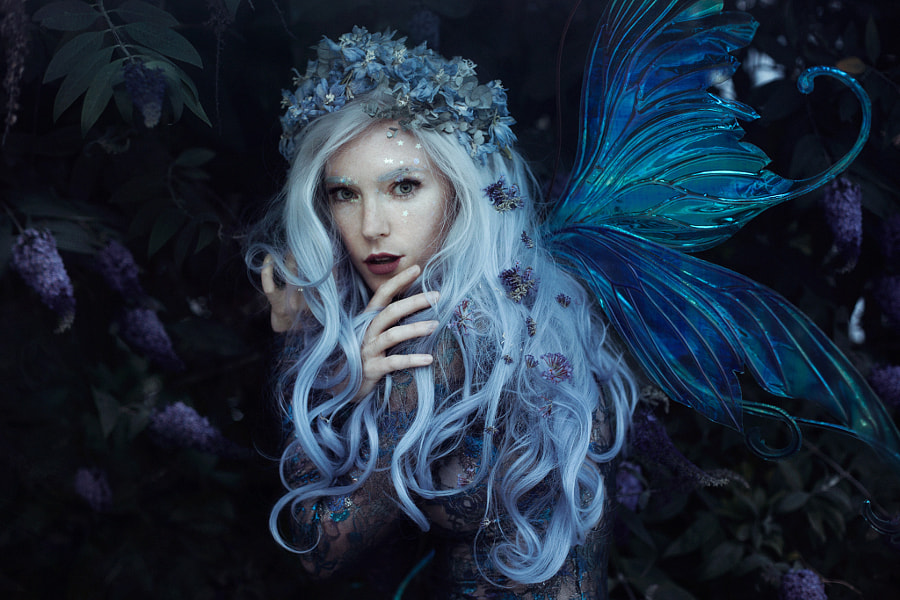 Violet dreams... by Bella Kotak on 500px.com