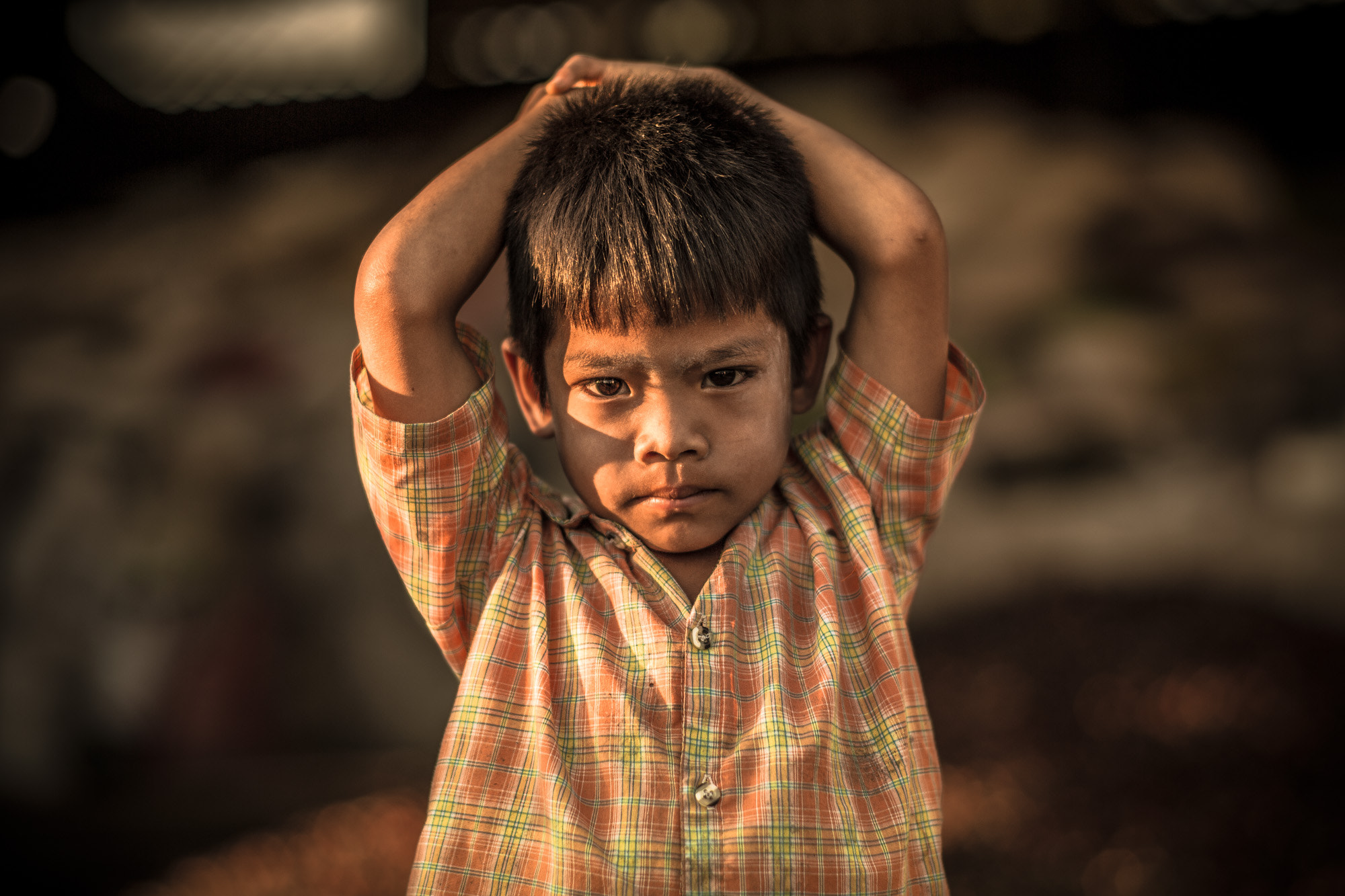 Photograph kid by Singha Eos on 500px