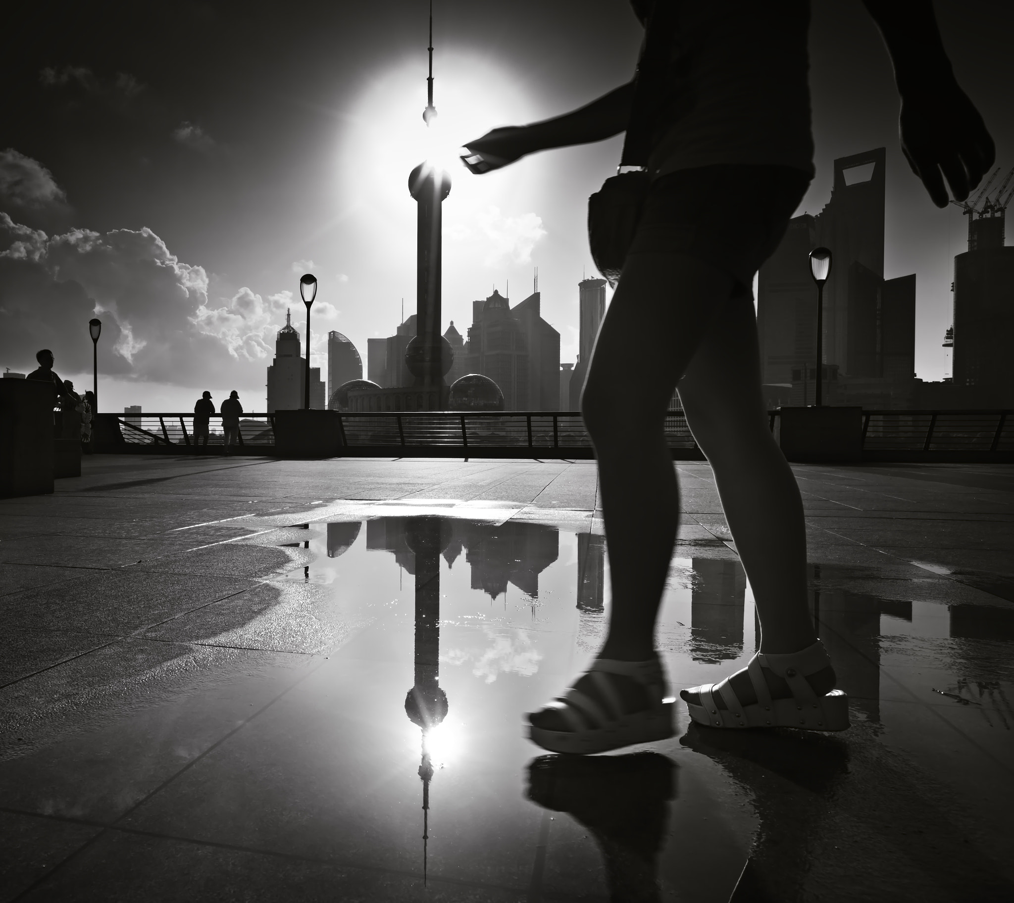 Photograph Shanghai's giantness by kostas maros on 500px