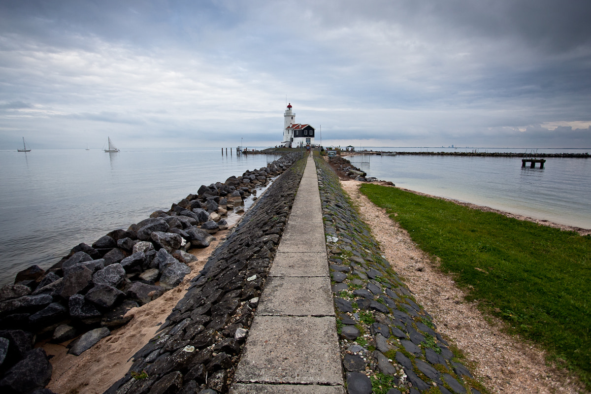 Photograph Lighthouse Marken by Max  Fomin on 500px