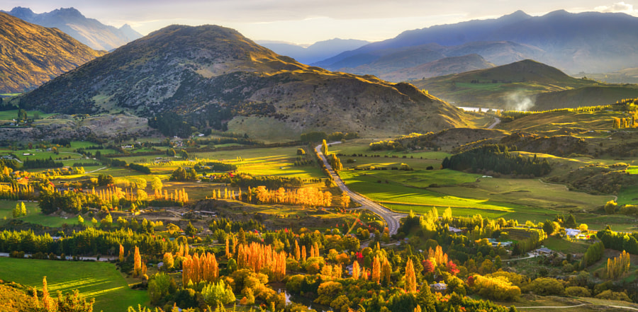 Queenstown by Serge Ramelli on 500px.com