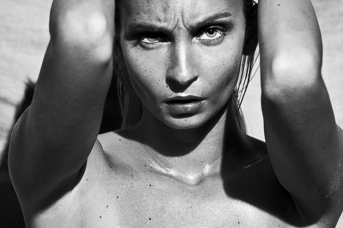Photograph Claire by Ludovic Taillandier on 500px