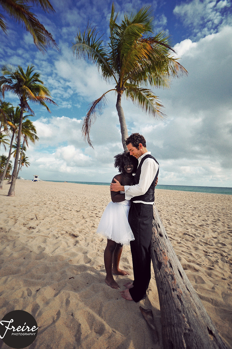 Photograph Danny and Lashawn Engagement Beach Session by Jan Freire on 500px