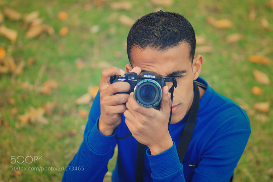Photograph Just Me by se7s focus on 500px