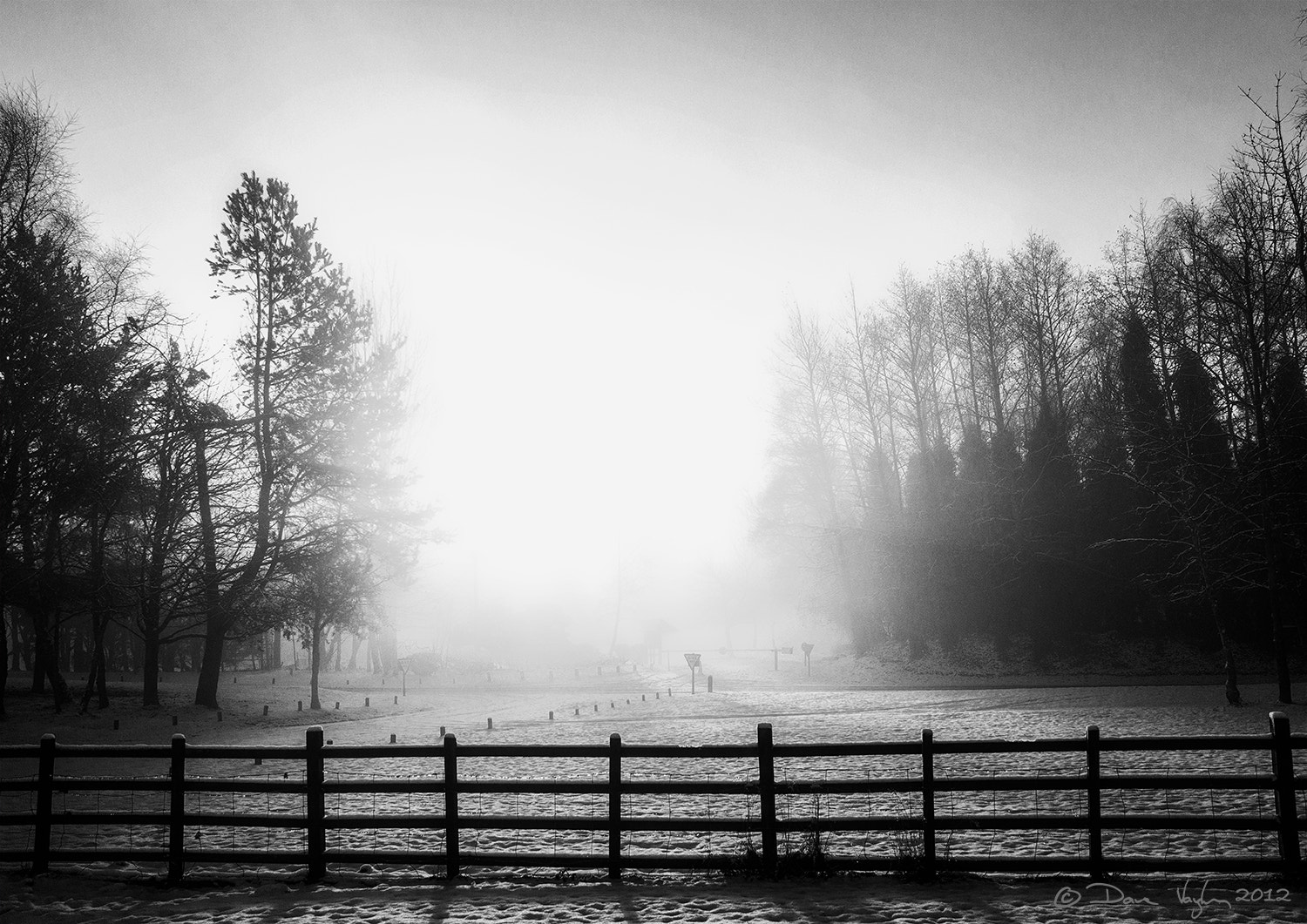 Photograph Blown out Sunrise by David Vaughan on 500px
