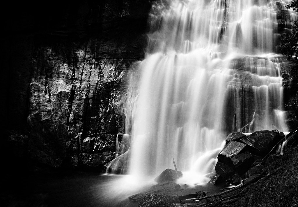 Photograph Waterfalls by 500px172 on 500px