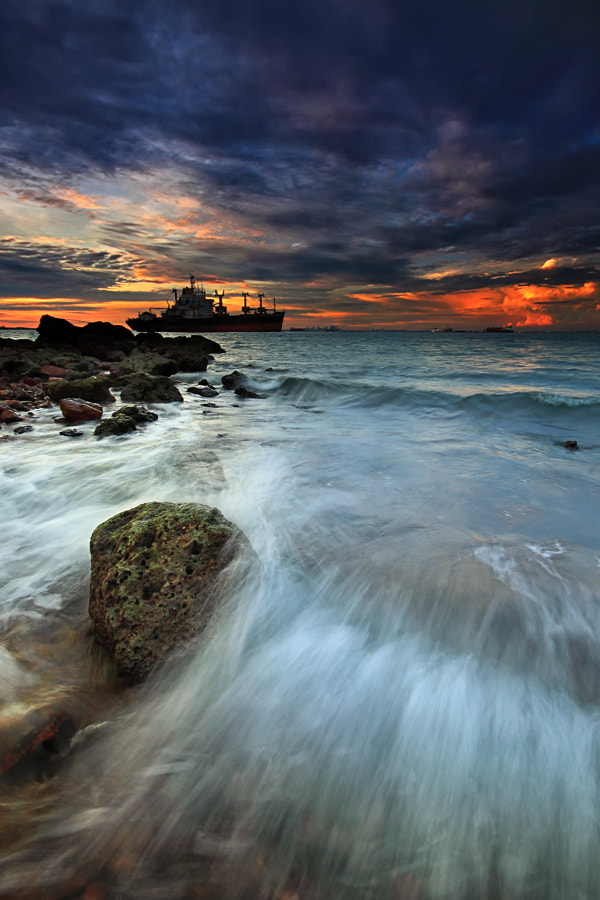 Photograph just flow by Danis Suma Wijaya on 500px