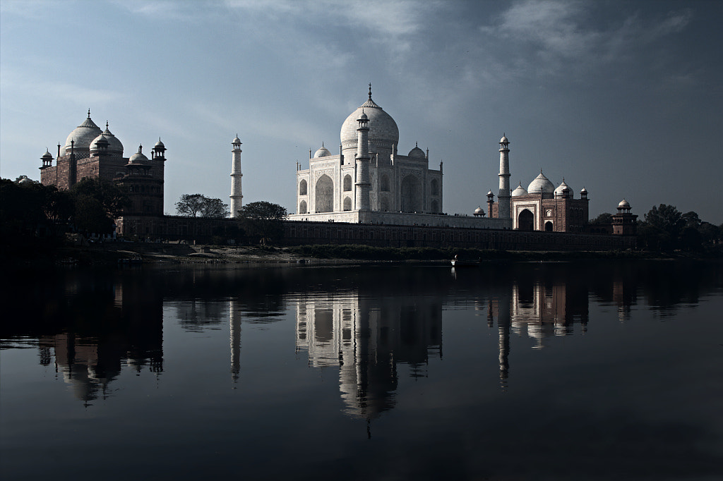 Photograph Taj Mahal by 500px172 on 500px