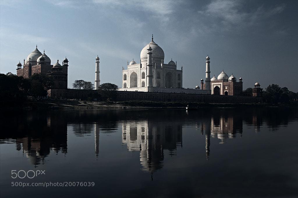 Photograph Taj Mahal by 500px172 on 500px