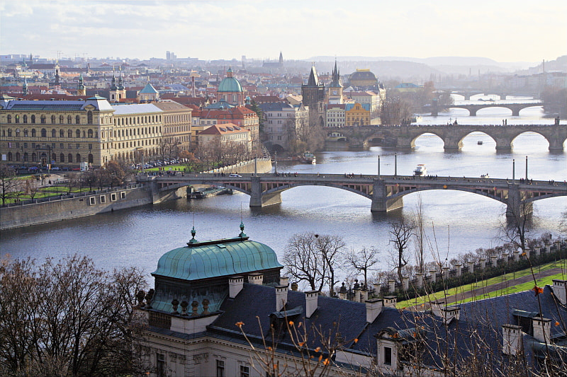 Photograph The bridges of Prague by 500px172 on 500px