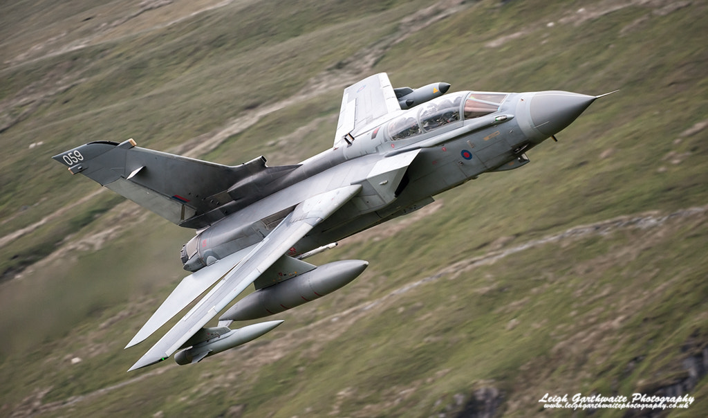 Photograph Panavia Tornado GR4 by Leigh Garthwaite on 500px