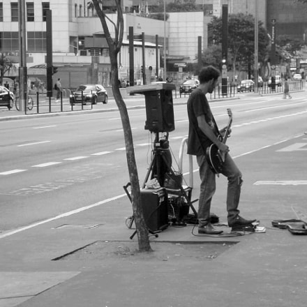 Guitar Hero - Avenida, Sony DSC-W125