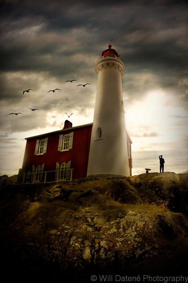 Photograph lighthouse by Will Datené on 500px
