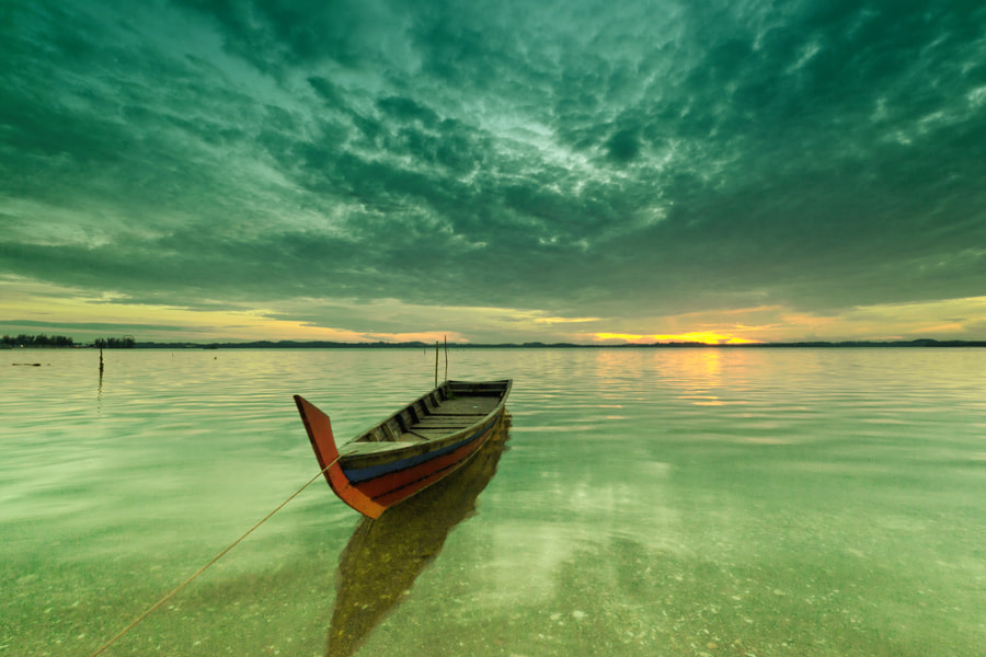 Photograph lovely morning by Endra Sunarto on 500px