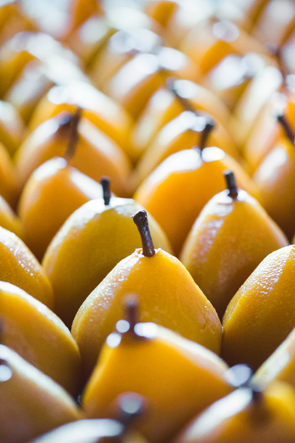 Poached Pears by Daniel Krieger on 500px.com